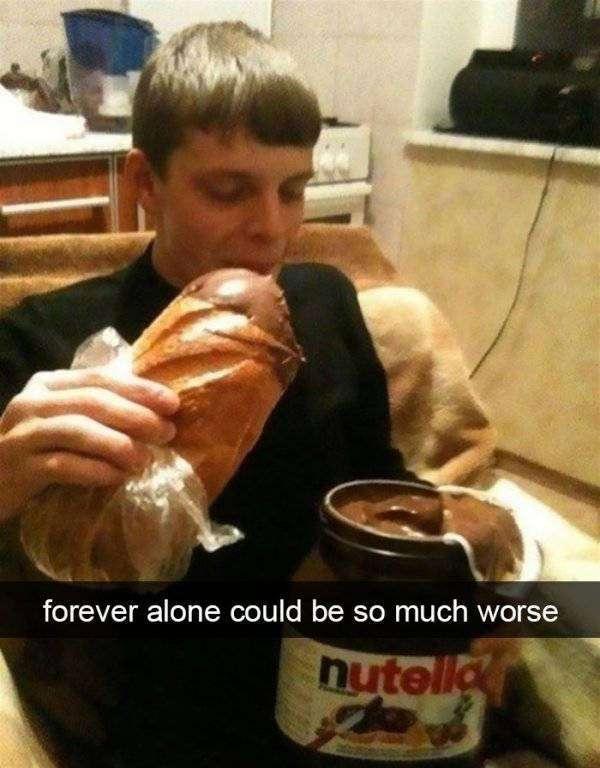 Для некоторых одиночество - это диагноз