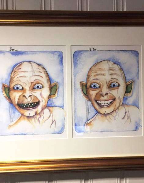 У дантистов свое специфическое чувство юмора