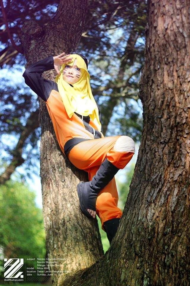 Эту девушку осудили за косплей в хиджабе: мусульманское аниме набирает обороты