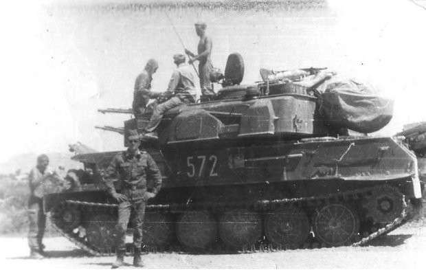Пять самых эффективных образцов советской военной техники времён войны в Афганистане-5 фото + 1 видео-
