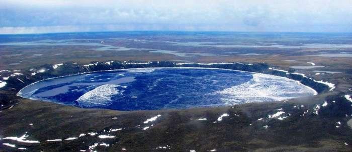 Крупнейшие метеоритные удары в истории-10 фото-