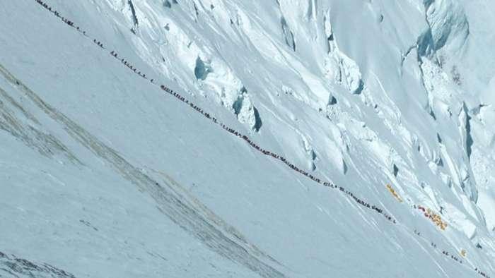 Топ-10 Фактов о горе Эверест, о которых вы не знали-11 фото-