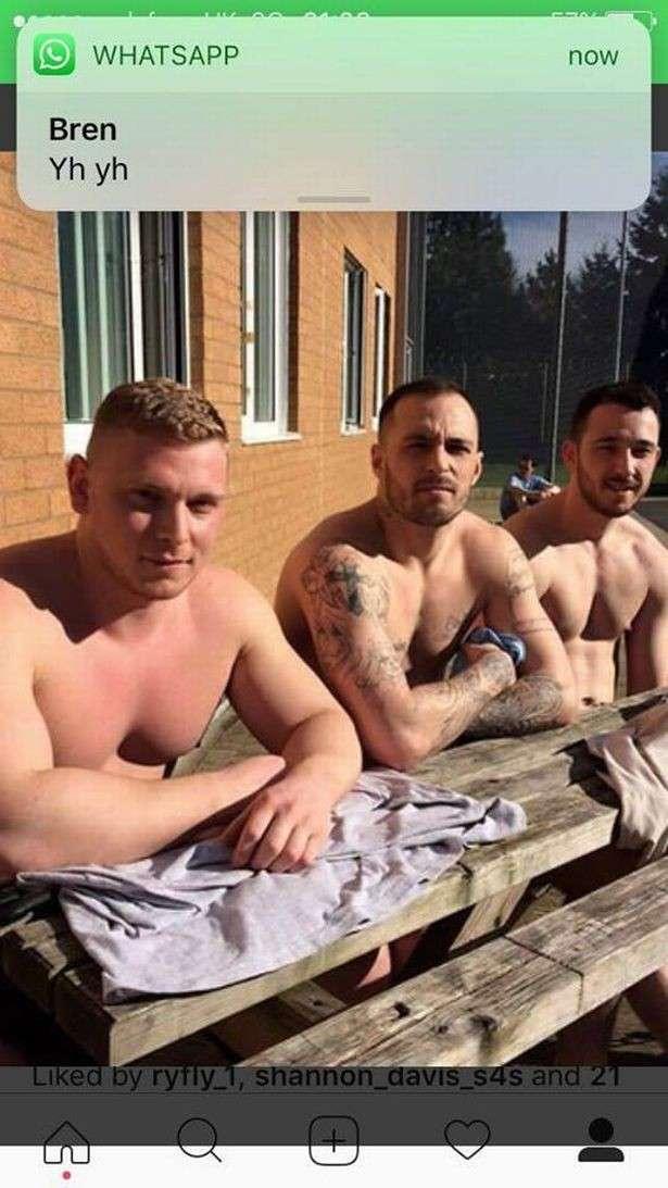 Британский заключённый хотел начать новую жизнь в тюрьме, но его подвели тщеславие и любовь к соцсетям-10 фото-