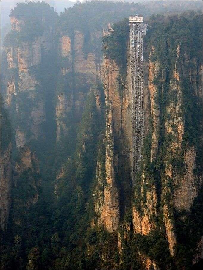 Самый высокий лифт в мире-5 фото-