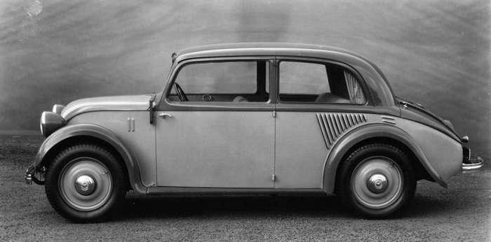 Малой и ранний: история компактных Мерседесов-15 фото-