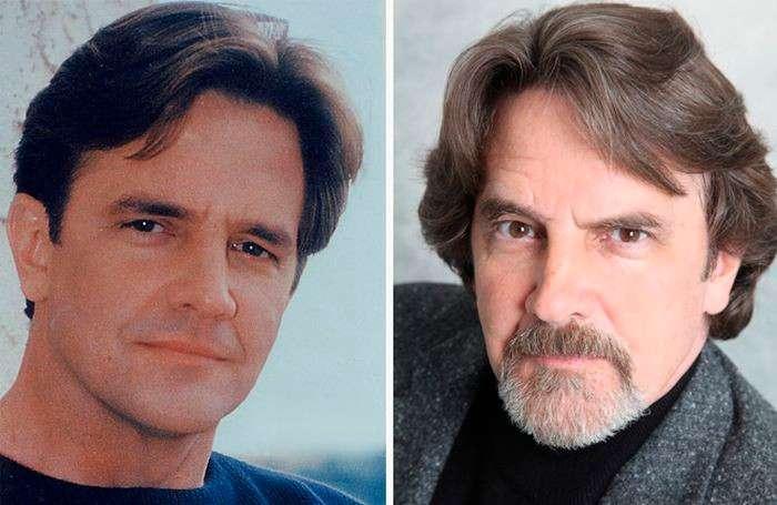 Как изменились актеры, сыгравшие главные роли в -Санта-Барбаре--11 фото-