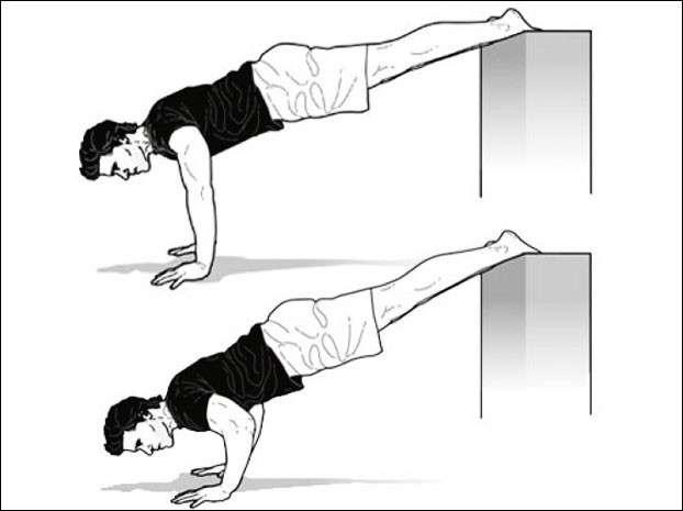 Простое и эффективное упражнение для всего тела – отжимание от пола-19 фото + 2 видео-