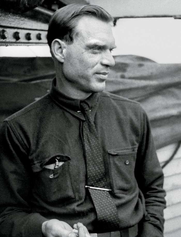 Первые Герои Советского союза!-10 фото-