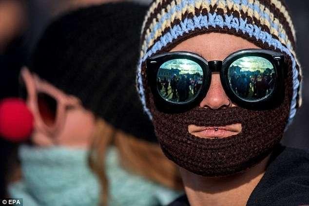 В Австрии запретили носить мусульманские одеяния и закрывать лицо-13 фото-