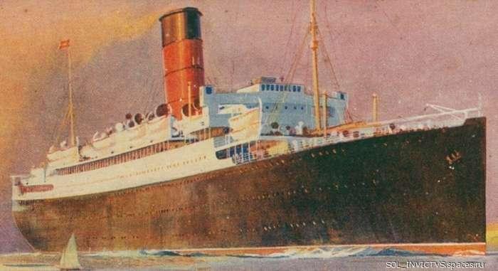 Топ-10: крупнейшие морские катастрофы-10 фото-