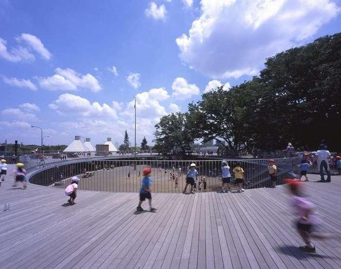 Детский сад Фудзи в Токио-5 фото + 1 видео-