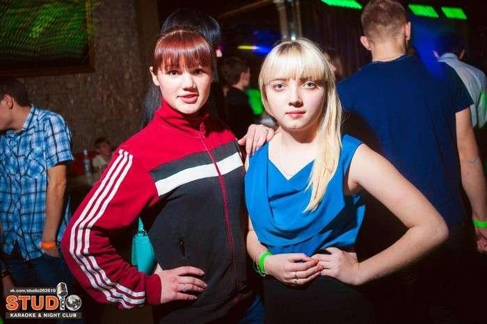 Клубные хищницы-24 фото-