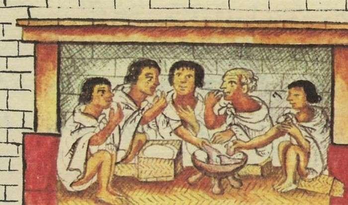 Ацтеки-последняя великая индейская цивилизация-25 фото-