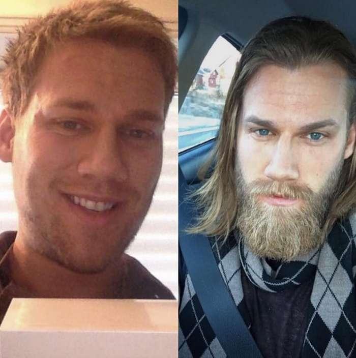 Борода меняет всё: 17 фото-доказательств-17 фото-