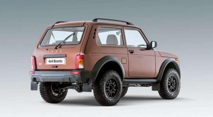 Внедорожная Lada 4×4 Bronto скоро поступит в продажу-10 фото-