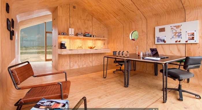 В Финляндии наладили производство картонных домов за 35 тысяч евро-10 фото + 1 видео-