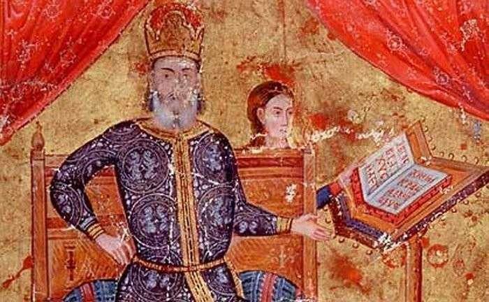 Шокирующие традиции Византийской империи-11 фото-