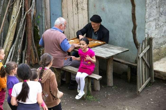 Аджария. Сельский туризм в Гобронети-33 фото-