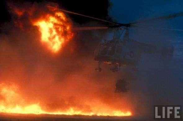 Вьетнамские кошмары американских солдат-17 фото-