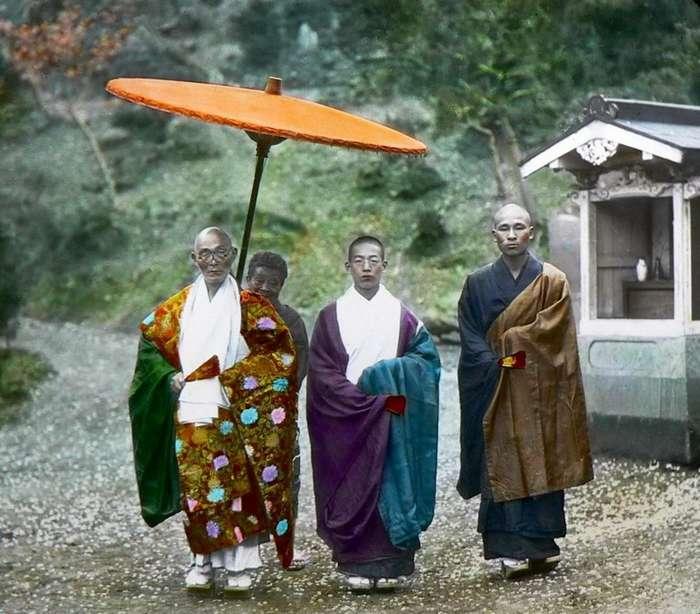 Самурайская Япония-16 фото + 1 видео-