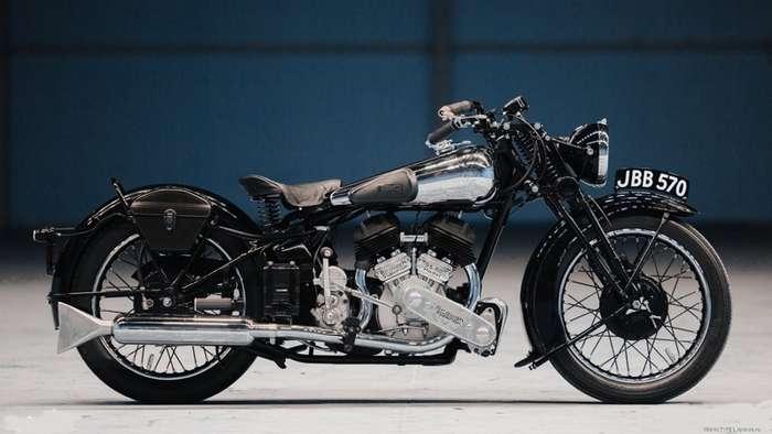 ТОП-10 мотоциклов, которые изменили историю:-10 фото-
