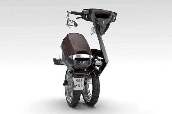 Чубайс объявил о начале производства электромопеда за 8500 евро-12 фото-