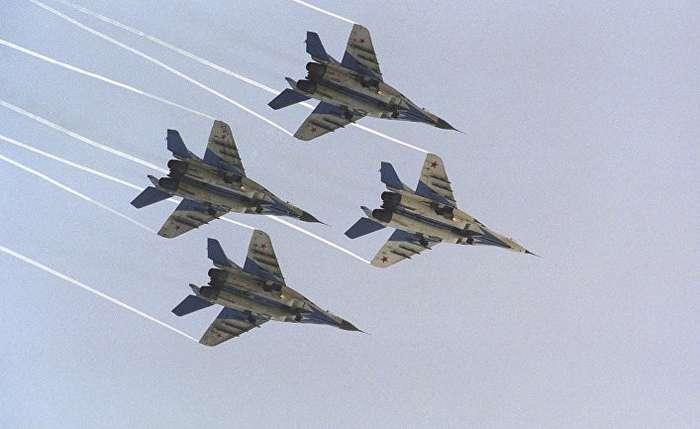 40 лет— первому полёту истребителя МиГ-29!!!-12 фото-