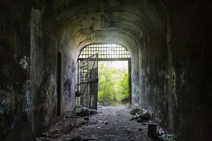 Заброшенные станции метро-28 фото-