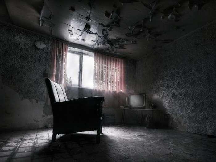 Мистическая история - Один дома-1 фото-