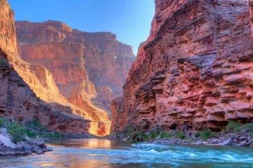 Топ-10: самые загадочные и ужасные трагедии, случившиеся в Большом каньоне-10 фото-
