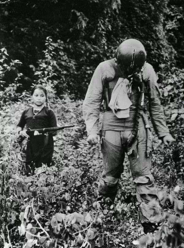 Вьетнам. Рэмбо против Ли Си Цына-11 фото-