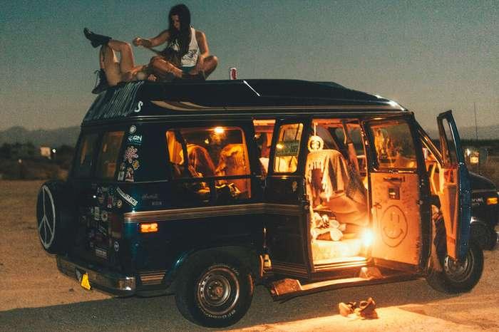 Владельцы автодомов делятся в Instagram снимками счастливой жизни-35 фото-