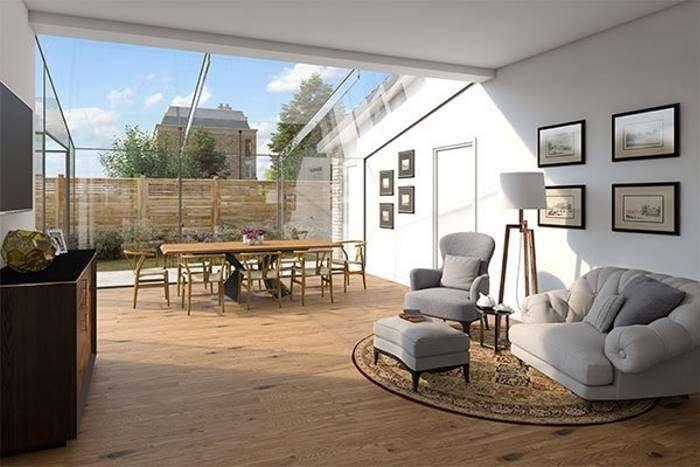 Архитектор утверждает, что это -идеальный- дом-8 фото + 1 видео-