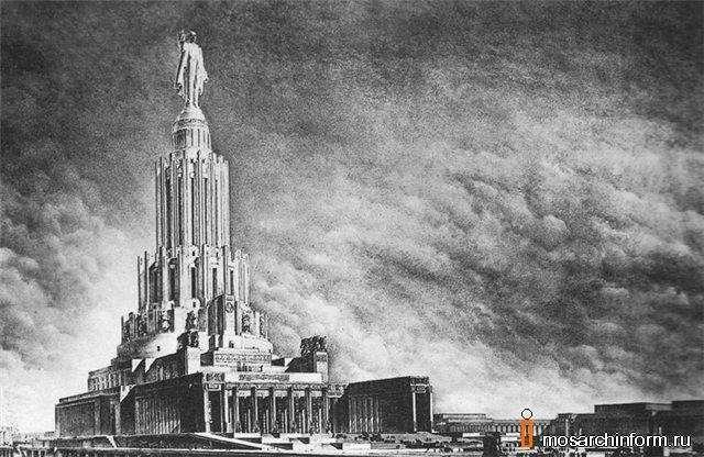 Архитектура от СССР в постсоветских странах-10 фото-