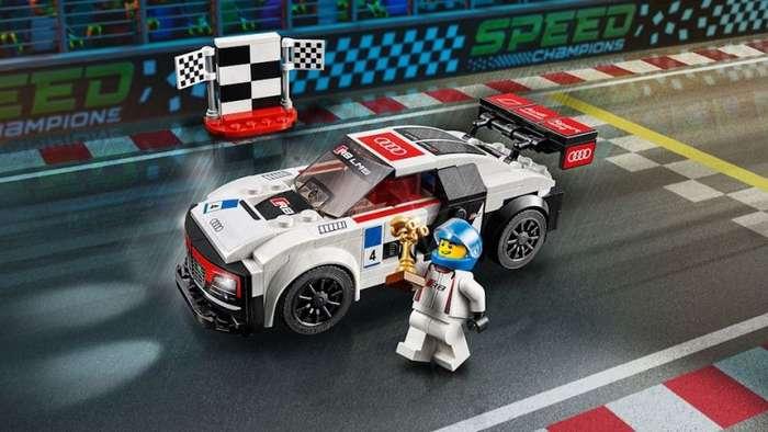 Как из Lego строят почти настоящие машины-13 фото + 5 видео-