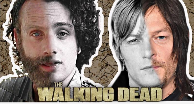 Тогда и сейчас: карьера актеров -Ходячих мертвецов- до съемок в популярном сериале-41 фото + 1 видео-