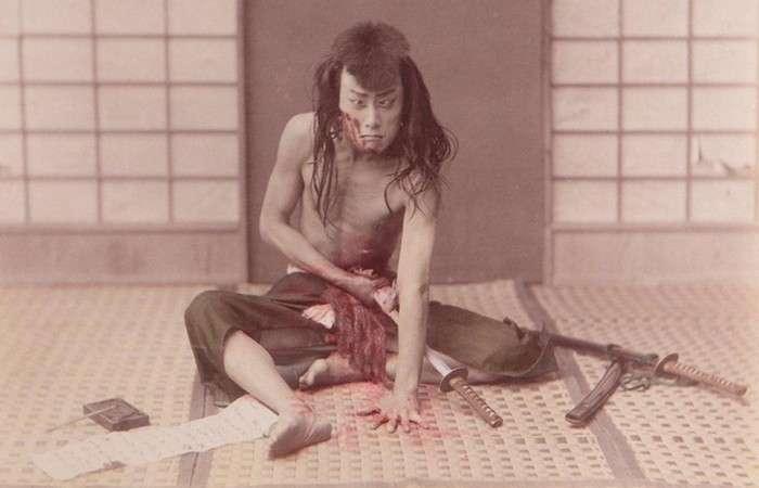 Харакири-дело чести самурая-10 фото-