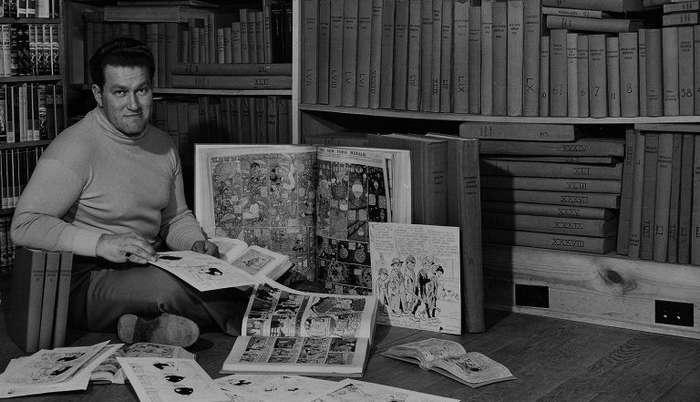 Говард Лавкрафт и его монстры-41 фото-