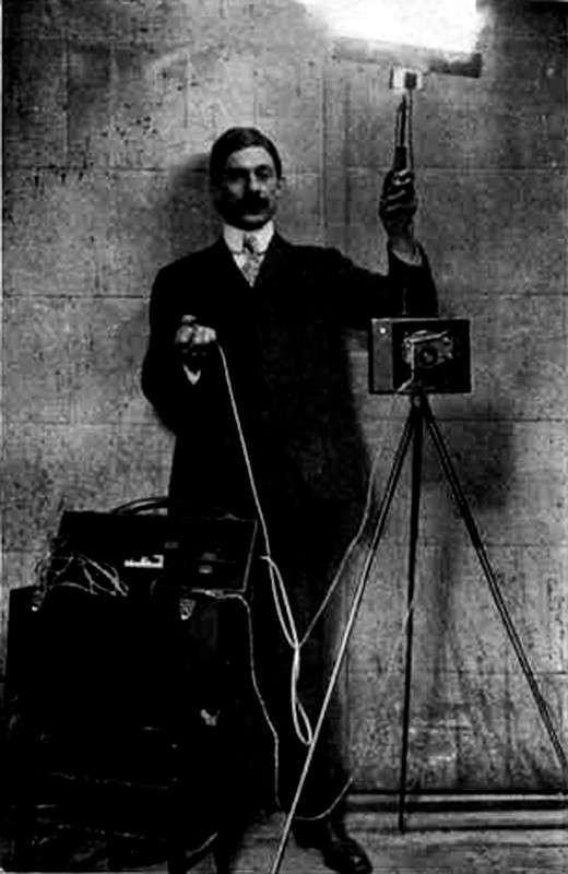 Как фотографировали в XIX Веке-10 фото-