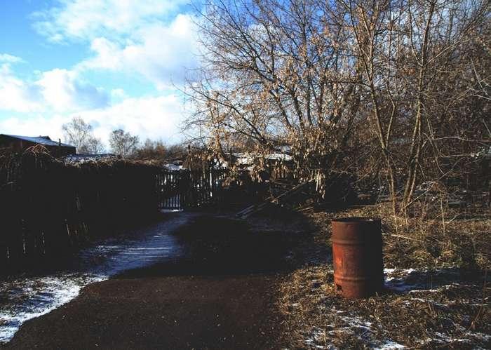 Терехово: последняя деревня в пределах МКАД-21 фото-