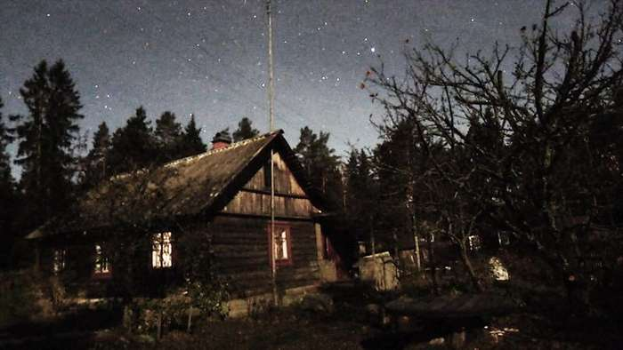 Мистическая история - ночные незнакомцы-1 фото-