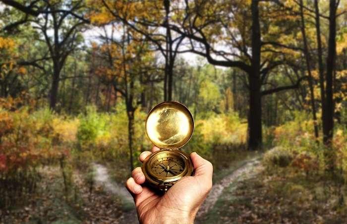 Как не потеряться, если нам отключат GPS/ГЛОНАСС - ориентирование на месте-8 фото-