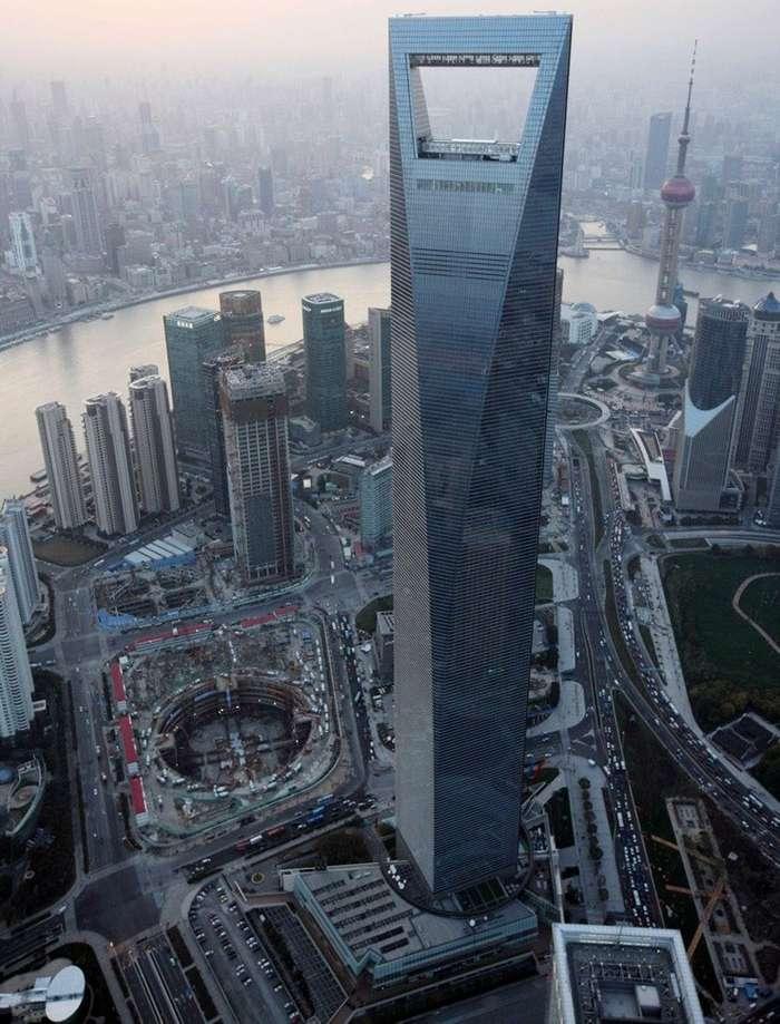 Топ-10 самых высоких зданий мира-10 фото-