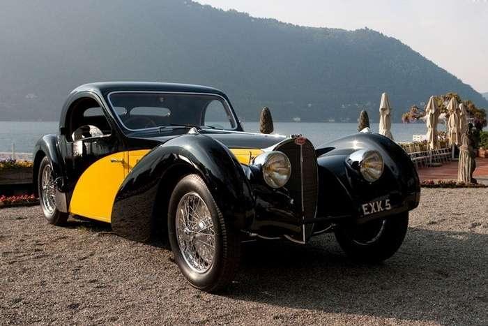 Топ-10 самых дорогих раритетных автомобилей-10 фото-