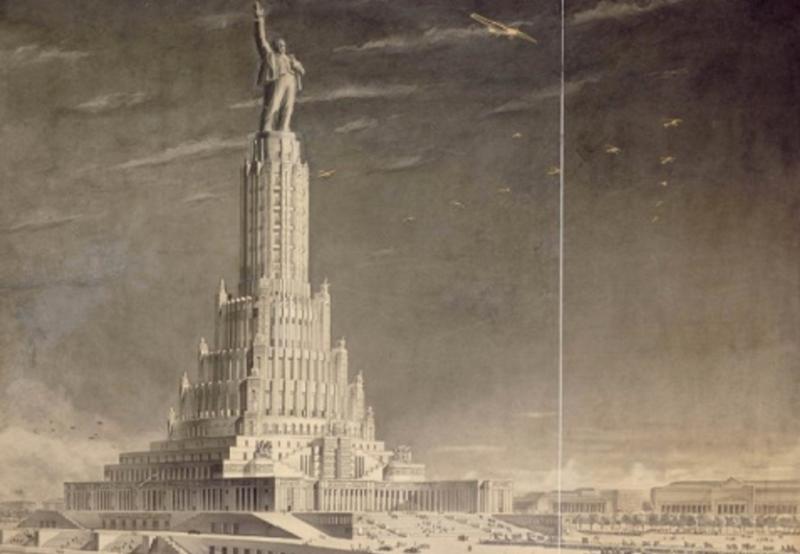 Почему в СССР прекратили стройку самого грандиозного здания в мире-1 фото-