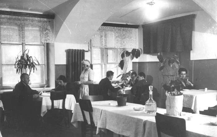 Из истории ресторанного дела Российской Империи и СССР раннего периода-11 фото-