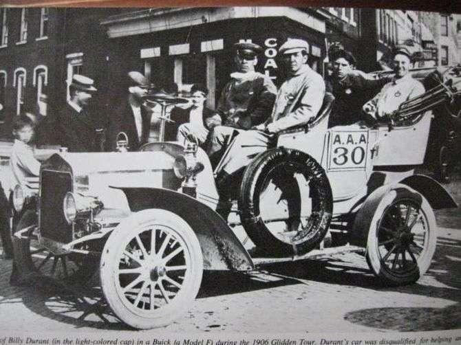 Уильям Дюрант: незадачливый отец огромной империи GM-5 фото-
