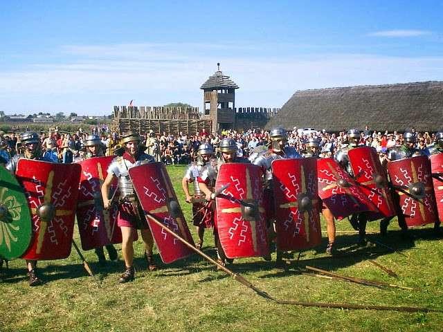 Римская армия. Легион, когорта, манипула - тактика, оружие, доспехи легионеров-34 фото-