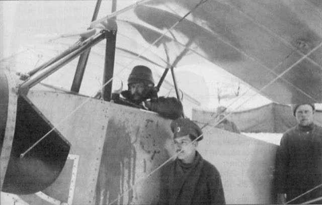 Русские летчики асы - герои Первой мировой войны-102 фото-