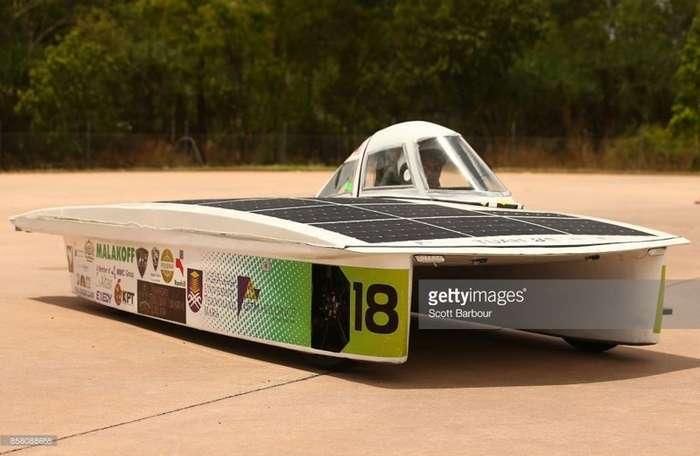 World Solar Challenge - гонка машин на солнечной энергии-22 фото-